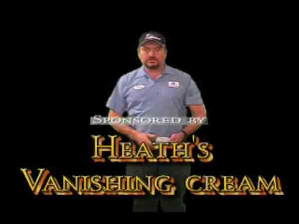 Heaths Vanishing Cream Liquid Camo